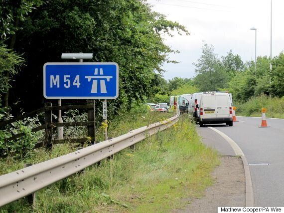 Skull And Skeletal Remains Discovered Beside M54 In