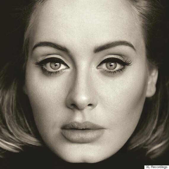Adele's HUGE '25' Album Sales Figure Revealed As She's Named Official UK Number