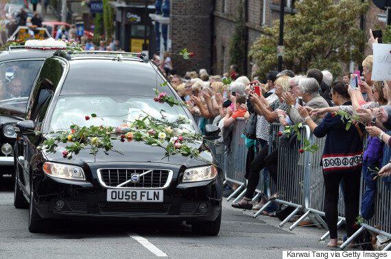 Cilla Black's Family Blast 'Disrespectful' Fans Who Gatecrashed Private Burial Of The