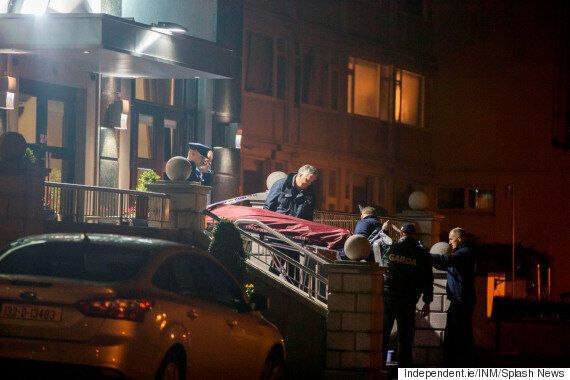Dublin Weigh-In Murder: IRA Fraction Claim Responsibility For Boxing Match