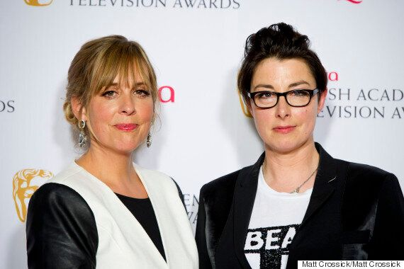 Great British Bake Off's Mel And Sue Nearly Arrested For Stealing And Crashing Paul Hollywood's
