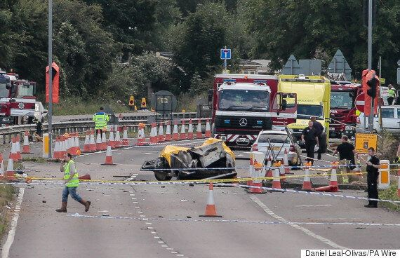 Shoreham Airshow Crash Death Toll May Rise Above Seven As Pilot Fights For