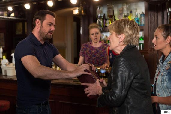 'EastEnders' Spoiler: Mick And Shirley Carter Forced To Come Together Over Stan's Missing Ashes