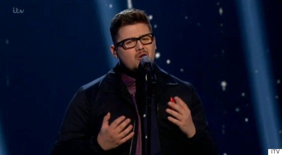 'X Factor': Ché Chesterman Forgets His Words During Cover Of Adele's 'Hello'