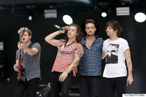 One Direction To Split Up In March, Harry Styles Being Courted For Solo Stardom, Reports The
