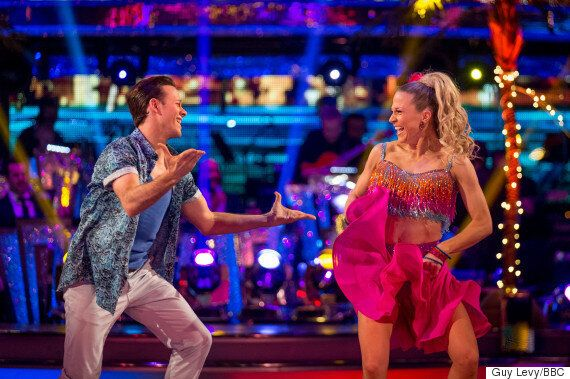 'Strictly Come Dancing': Peter Andre And Janette Manrara Leave Competition, After Dance-Off With Kellie...