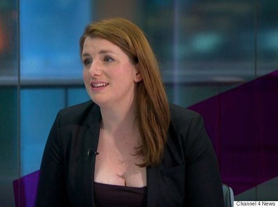 Alison McGovern Reveals Angry Letter Accusing Her Of Flaunting Cleavage On Channel 4