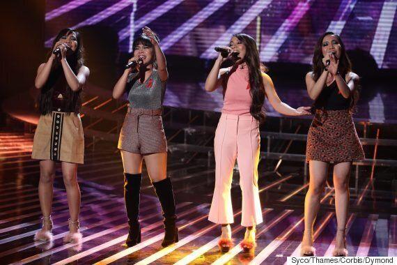 'X Factor' 2015: 4th Impact Singer Celina Collapses On Stage After Elimination From