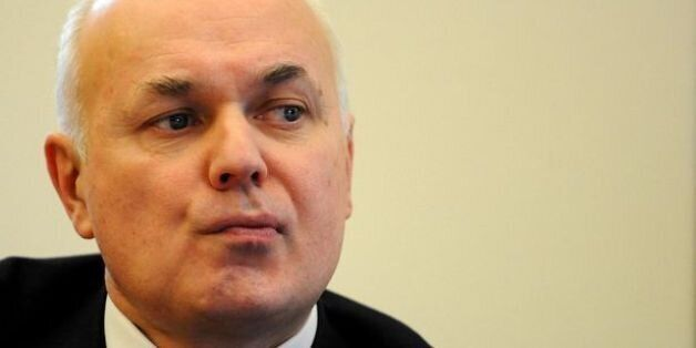 Iain Duncan Smith Says Work Is 'Good For Your Health' As He Outlines New Benefit Reforms. Andy Burnham...