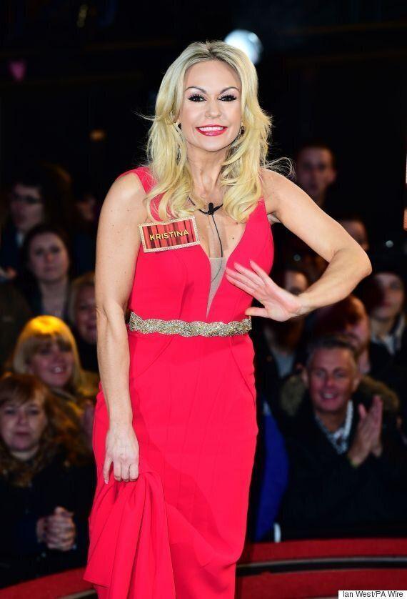 James Jordan Slams Ex-'Strictly Come Dancing' Co-Star Kristina Rihanoff Over 'Celebrity Big Brother'...