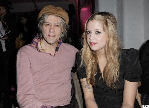 Bob Geldof Expresses Grief For Daughter Peaches, Telling RTE Radio He 'Half-Expected Her To