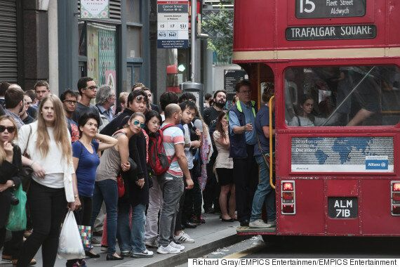 Tube Strike August 2015: Four Days Of Chaos Predicted As Staff Due To Walk Out On