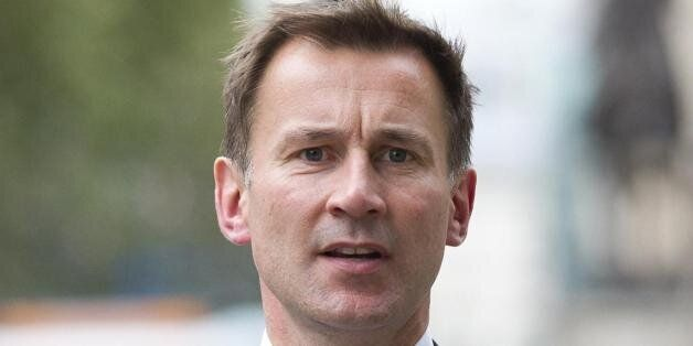 Jeremy Hunt Called Out Over Junior Doctors' Weekend Hours By Medic In 'Daily Telegraph'