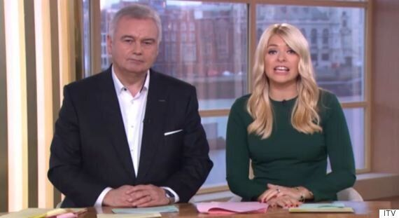 Phillip Schofield Misses 'This Morning' After His Brother Is Taken Ill, As Eamonn Holmes Steps In To...