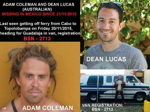 Missing Australian Surfers Search: Thousands Raised To Help Families Of Dean Lucas and Adam