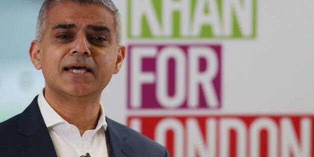 Labour's London mayoral election Sadiq