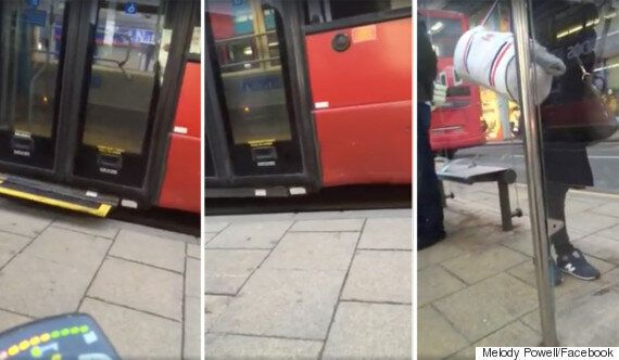 Disabled Woman Films Moment Bus Driver Fails To Extend Wheelchair Ramp Properly Then Drives Off