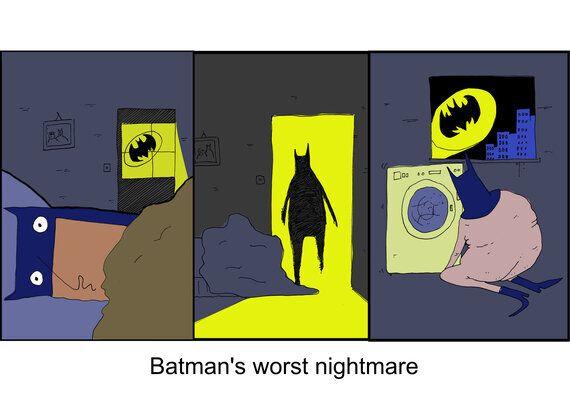 Batman's Worst