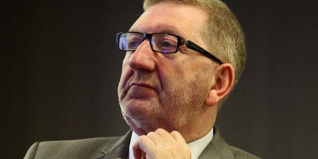 Unite General Secretary Len McCluskey at the Unite Scotland Policy Conference 2016 at the Golden Jubilee...