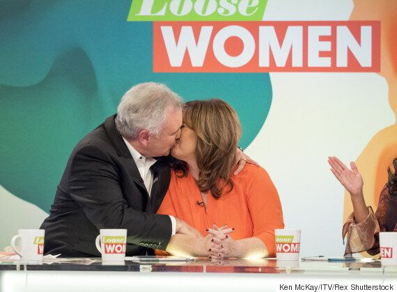 'Loose Women' Host Ruth Langsford Given Romantic Surprise From Husband, Eamonn
