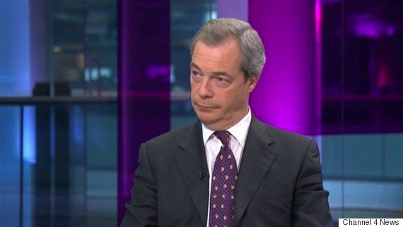 Nigel Farage Agrees Tory Overspending 'Swindled' Thanet South Election - But Refuses To