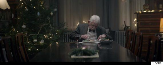 German Supermarket Edeka's Christmas Advert Rivals John Lewis With Heartbreaking