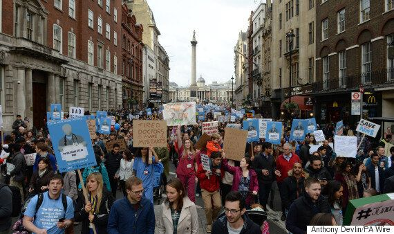 Junior Doctors Strike Is Off After Last-Minute Acas Talks Reach