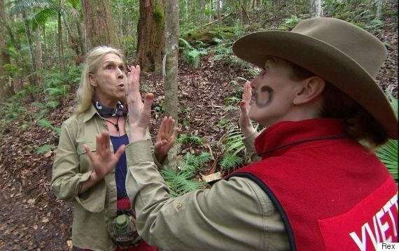 'I'm A Celebrity': Yvette Fielding Blasts 'Cruel And Strange' Lady C After Being Voted Out Of The Jungle:...