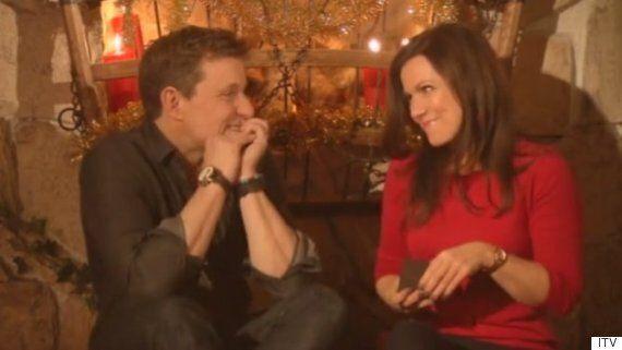 'Good Morning Britain': Susanna Reid And Piers Morgan Recreate Wham's 'Last Christmas' Video To Launch...