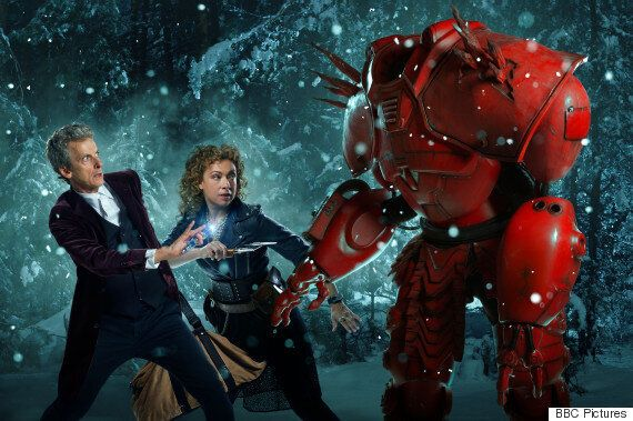 'Doctor Who' Christmas Spoilers: 'The Husbands Of River Song' Episode Synopsis Teases Festive