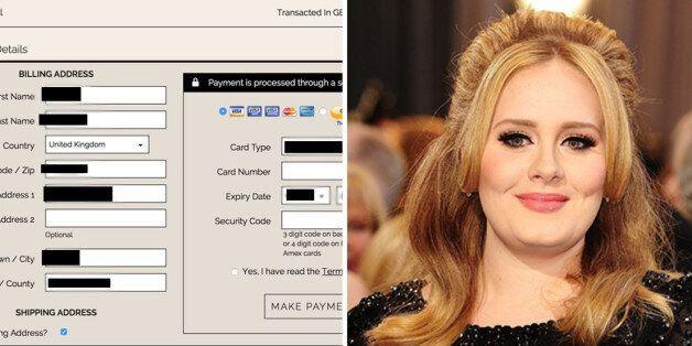 Adele Live Tour: Ticket Website Songkick Respond To Fans' 'Data Breach'