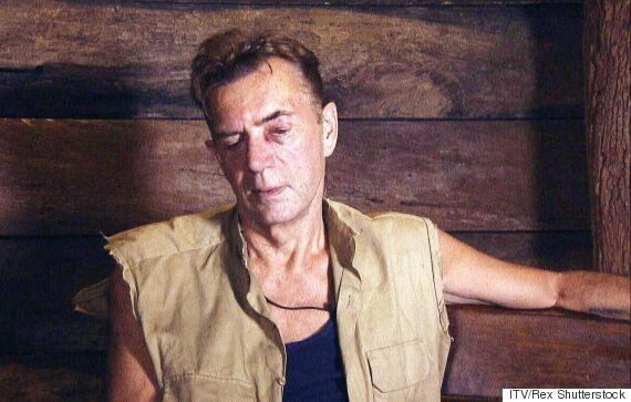 'I'm A Celebrity' Contestant Lady Colin Campbell Rows With Duncan Bannatyne... Over Poo