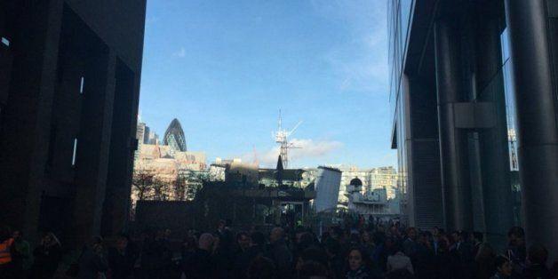 London Bridge Area Evacuated Over Suspicious