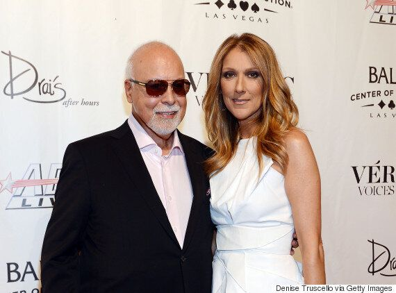 Céline Dion Reveals Husband René Angélil Wants To 'Die In Her Arms', As She Opens Up About His Throat...
