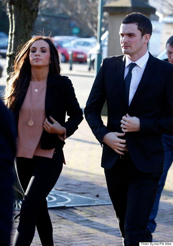 Adam Johnson Admits One Charge Of Sexual Activity With A Child And One Of