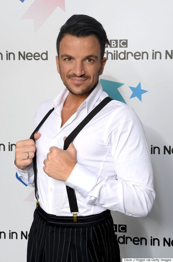 Peter Andre Joins Ricky Gervais' Upcoming David Brent Film, In Cameo Role