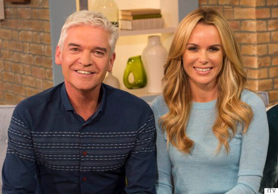 This Morning's Phillip Schofield Admits He Found Hosting Show With Amanda Holden 'Quite Scary', Ahead...
