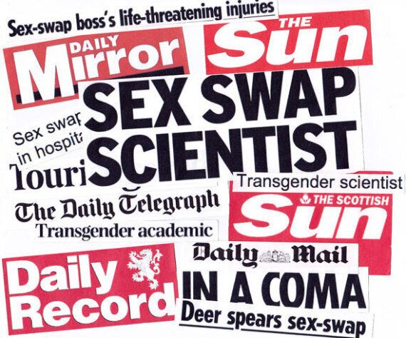 Fox Fisher Is Working With Britain's 'Evil' Newspapers To Change Their Coverage Of Transgender