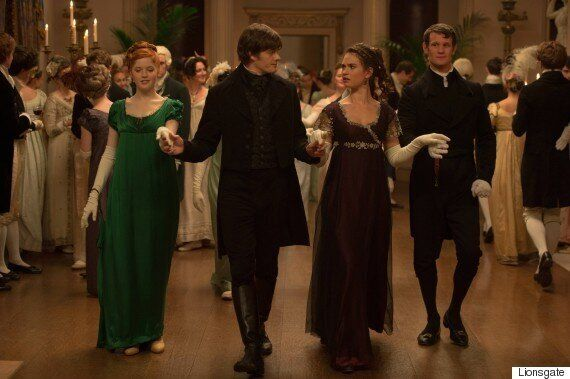 From 'The Ruby in the Smoke' to 'Pride And Prejudice And Zombies', Matt Smith's Top 10 Screen