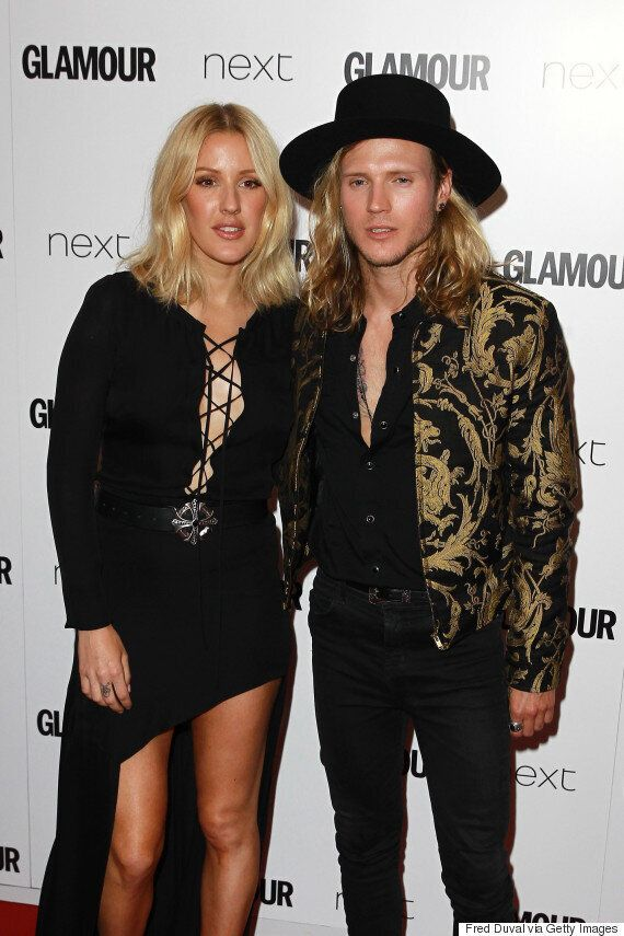 Ellie Goulding And Dougie Poynter 'Taking A Break' After Two Years Of