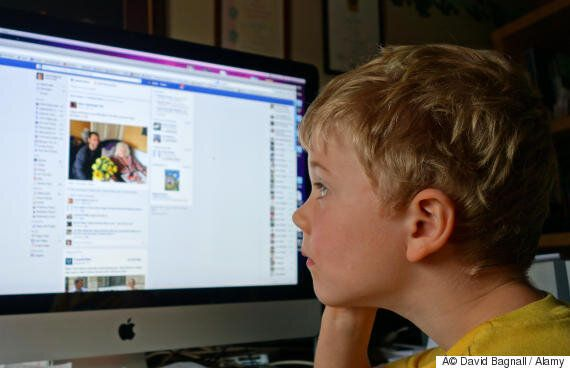 Social Media Affects Child Mental Health Through Increased Stress, Sleep Deprivation, Cyberbullying,...