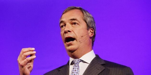 Ukip Party leader Nigel