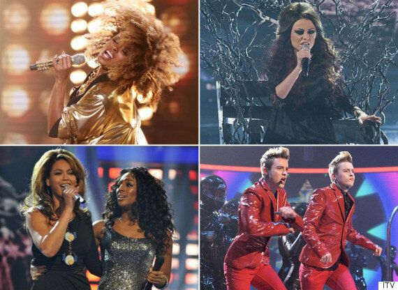 X Factor's 20 Greatest Performances Ever: From Fleur East And Little Mix To Alexandra Burke And