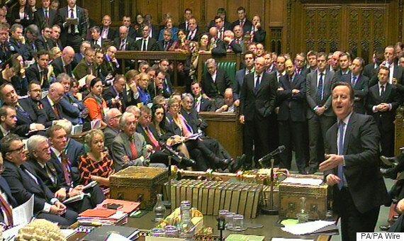 Syria Airstrikes: David Cameron Refuses To Apologise For Branding Anti-War MPs 'Terrorist