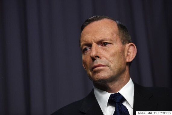 Australian Broadcaster Apologises To Tony Abbott After Showing Tweet From Account