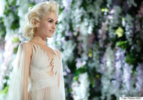 Gwen Stefani Wears Wedding Dress For Emotional 'Used To Love You' Performance On The