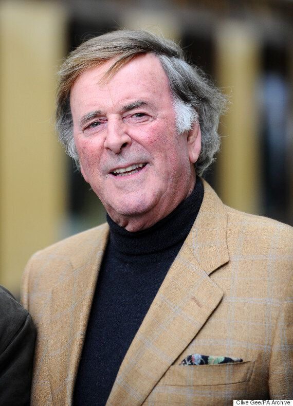 Terry Wogan's Funeral Takes Place, With Just Close Friends And Family In