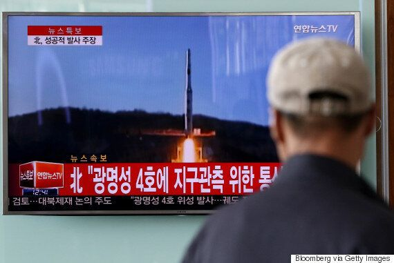 North Korea's Mysterious Satellite Is 'Tumbling' Through Orbit Say US Defence
