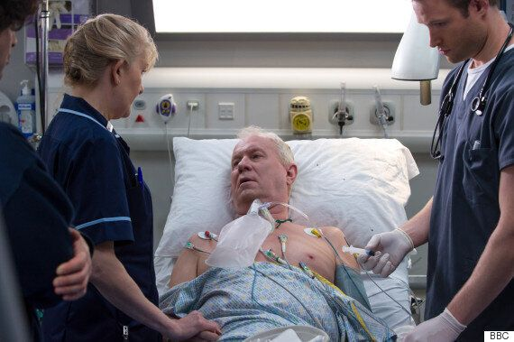 'Casualty' Spoiler: Cathy Shipton To Return As Lisa 'Duffy' Duffin During Zoe And Max's Wedding