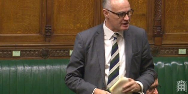 Foreign Affairs Select Committee chairman Crispin